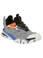 Calvin Klein Carlos Mesh Sneaker - Grey blue black orange white