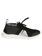 Christian Dior Low-top Mesh Detailed Sneakers - Black