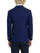 Tagliatore Monte Carlo Single-breasted Blazer - Bluette