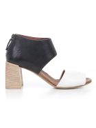 Marsell Zipped Sandals - Nero