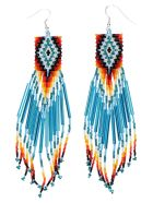 Jessie Western Earrings - Multicolor