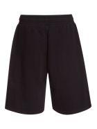 Givenchy  Running Shorts With Logo - NERO
