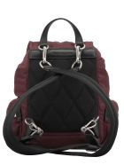 Burberry Rucksack Small Backpack - BURGUNDY RED