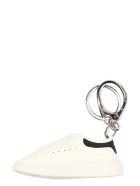 Alexander McQueen Sneaker Keyring - White
