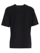 Simone Rocha T-shirt Over W/print - Black