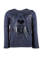 Kenzo T-Shirt - Blu