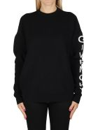 Givenchy Black Wool Blend Jumper - Black