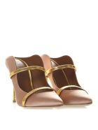 Malone Souliers Maureen Light Brown Leather Pumps - Light brown