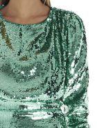 For Love & Lemons 'marais Sequin' Dress - Green