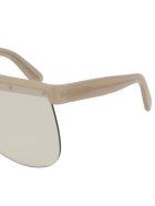 Courrèges CL1901 Sunglasses - Beige Beige Grey