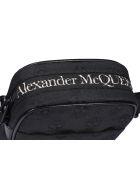 Alexander McQueen Skull Mini Messenger Bag - Nero