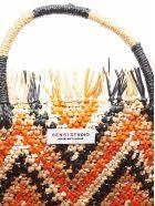 Sensi Studio 'canasta' Bag - Multicolor