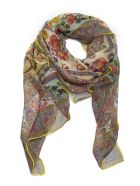 Etro Multiple Floral Scarf - Multicolor