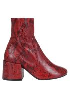 Jeffrey Campbell Boots - Red