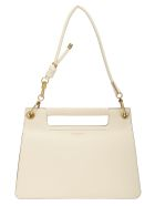 Givenchy Medium Whip Shoulder Bag - Ivory
