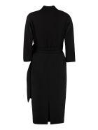 Max Mara Studio Ughetta Cady Dress With Bow - black