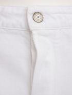Golden Goose Straight Leg Jeans - White Destroyed