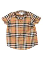 Burberry Classic Checked Short-sleeved Shirt