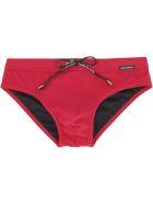 Dolce & Gabbana Swim Briefs - red