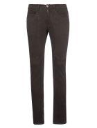 Jeckerson Six Pockets Jeans - Marrone Alga