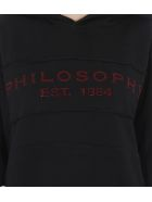 Philosophy di Lorenzo Serafini Logo Hoodie - Black