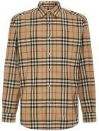 Burberry Shirt - Beige