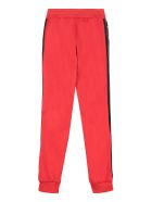 Givenchy Contrasting Side Stripes Track-pants - red