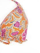 Fisico - Cristina Ferrari Orange Stretch Bikini Top - Fant Arancio