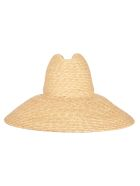Alanui Straw Sun Hat - Beige