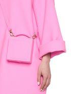 Natasha Zinko 'box Dress' Dress - Fuchsia
