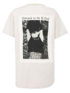 Acne Studios T-shirt - Cold beige