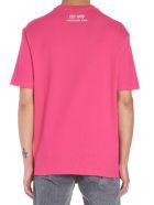 Calvin Klein T-shirt - Fuchsia