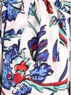 Tory Burch Silk Shirt - Porcelain Thistle