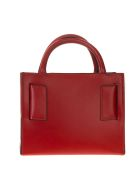 BOYY Bobby 23 Red Leather Tote Bag - Red