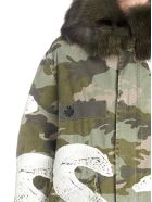 Mr & Mrs Italy Parka - Multicolor