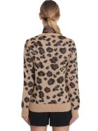 RED Valentino Knitwear In Animalier Wool - Animalier