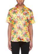 SSS World Corp Shirt - Giallo multicolor