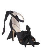 GIA COUTURE Katia Sandals - Black