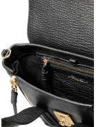 3.1 Phillip Lim Pebbled Leather Bag - BLACK