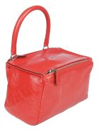 Givenchy Pandora Small Bag - Pop red