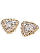 Alessandra Rich Gold-tone Brass Earrings - Gold