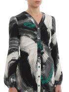 Diane Von Furstenberg - Calico Dress - Fantasy