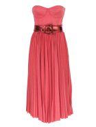 Elisabetta Franchi Celyn B. Elisabetta Franchi sleeveless dress - Pink
