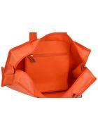 HERON PRESTON Logo Tote Bag - Orange