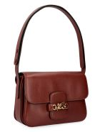 Etro Pegaso Crossbody Bag - brown