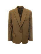 The Attico Jacket - Green