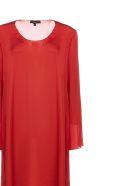 Theory Fluid Midi Dress - Corallo