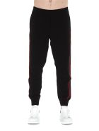 Alexander McQueen Logo Trackpants - Black