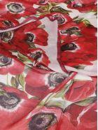 Dolce & Gabbana Floral Scarf - Multicolor