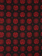 Alexander McQueen Scarf With Jacquard Pattern - NERO